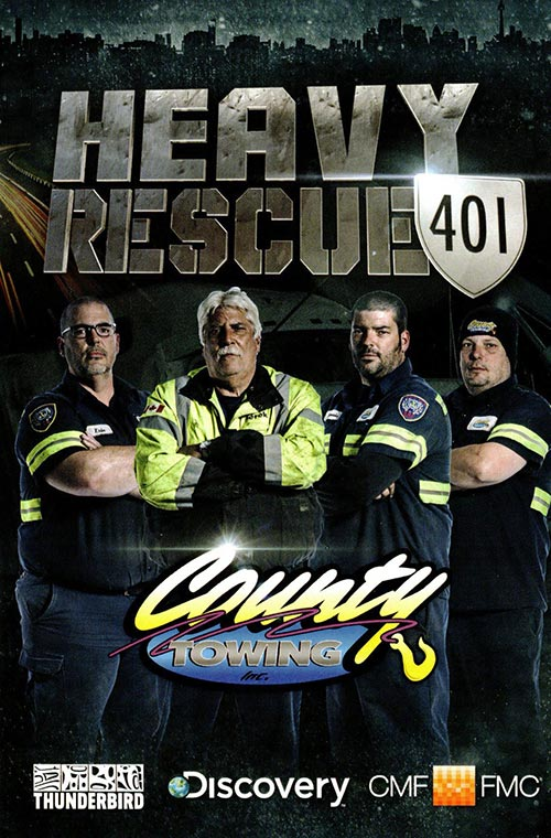 Heavy Rescue 401