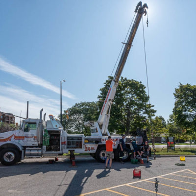 Towing Giant Teams up with Windsor PD